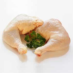شراء الدجاج ربع الساق